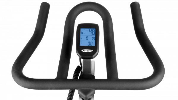 Cyklotrenažér BH Fitness DUKE MAGNETIC - počítač