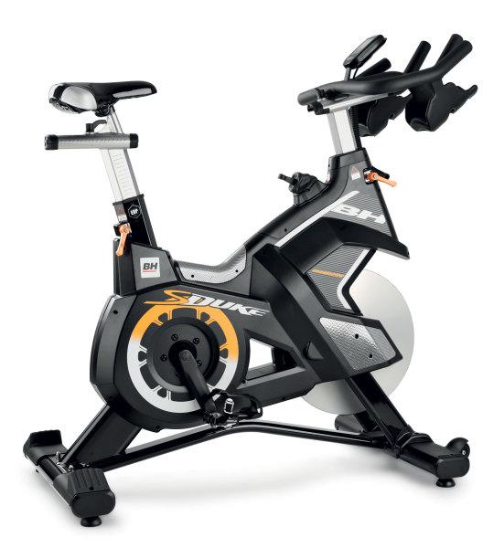 Cyklotrenažér BH Fitness SUPER DUKE MAGNETIC - pohled 2