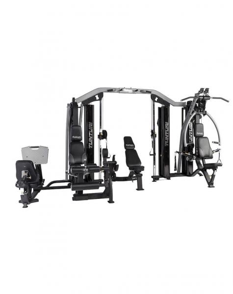 Posilovací věž  TUNTURI Platinum Cable Cross Stand Alone Kit - detail 2