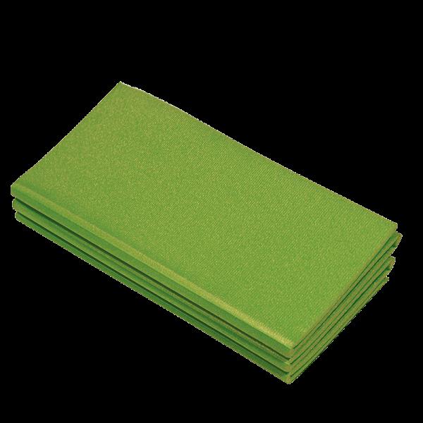 Podložka skládací 8 mm 6D YATE hráškově zelená složená
