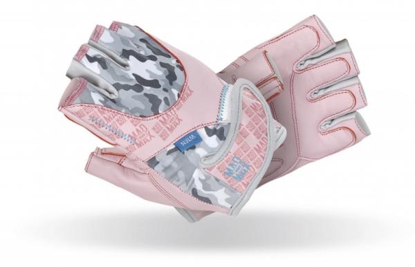 Fitness rukavice No Matter MADMAX růžové