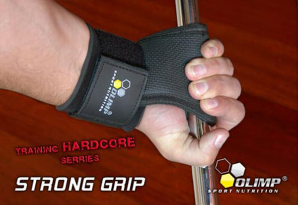 Strong Grip - úchop OLIMP workout 1