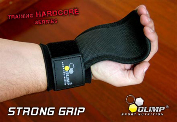 Strong Grip - úchop OLIMP workout