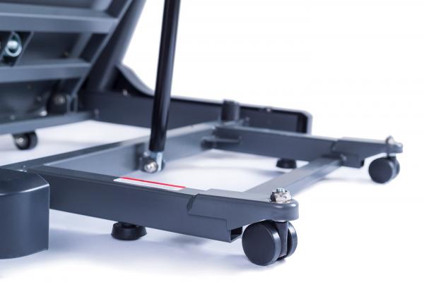 Běžecký pás HouseFit SPIRO 20 transportní kolečka