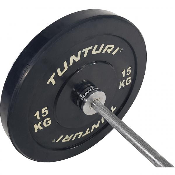 Olympijská osa TUNTURI Cross fit Women - pohled 5