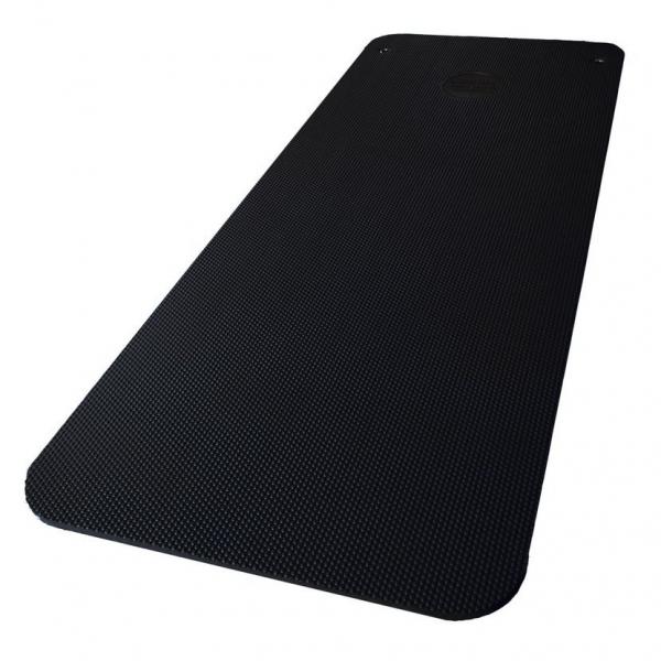 Podložka Fitness Mat POWER SYSTEM černá šikmá