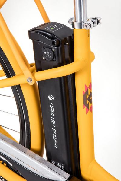 WAKITA GRACE žlutá baterie