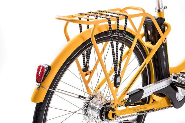 WAKITA GRACE žlutá nosič