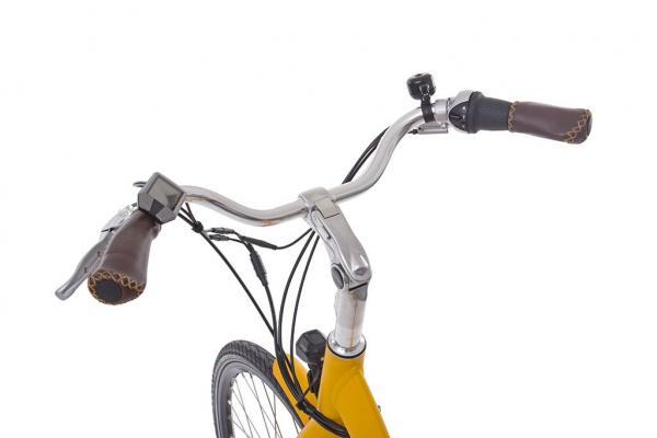WAKITA GRACE žlutá řídítka