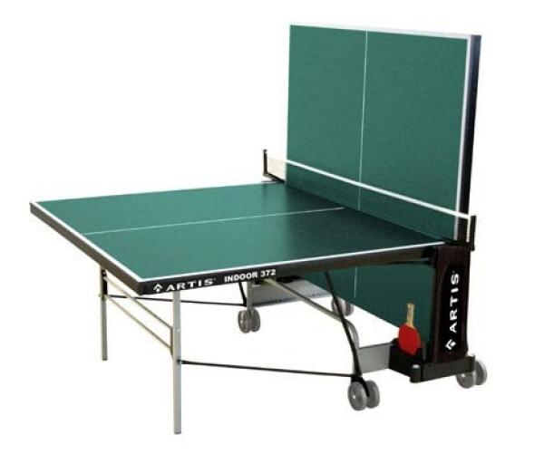 Stůl na stolní tenis ARTIS Stůl na stolní tenis - složení pro jednoho hráče