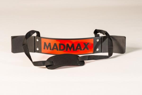 Biceps Bomber Madmax červený