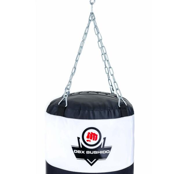 Boxovací pytel DBX BUSHIDO premium 140 cm 40 kg detail řetěz