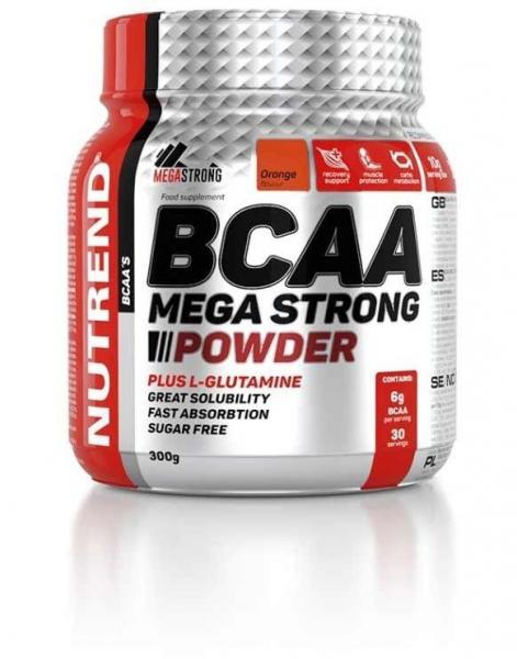 NUTREND 100% Whey Protein 2250 g 300 g BCAA  ZDARMA