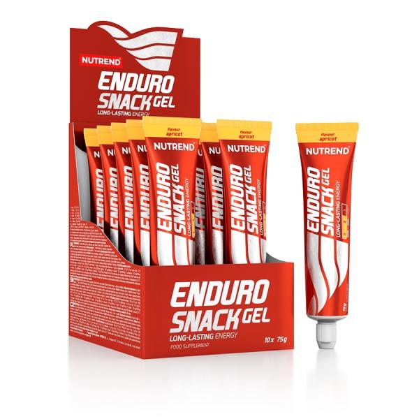 NUTREND Endurosnack 75 g meruňka