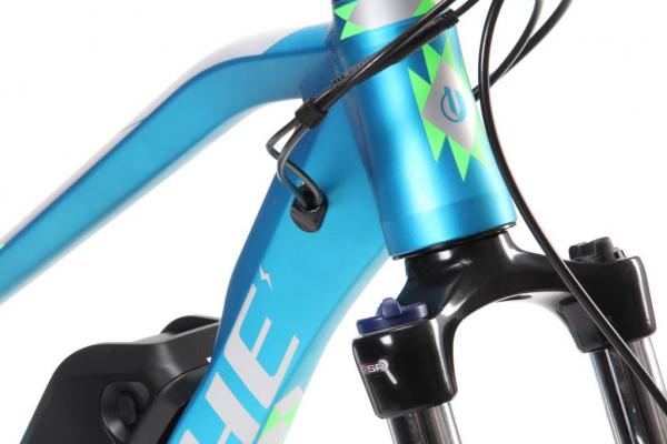 MANITOU E5 modrý detail 2
