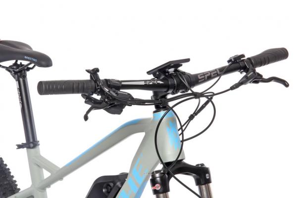 HAWK MX šedo-modrý řídítka