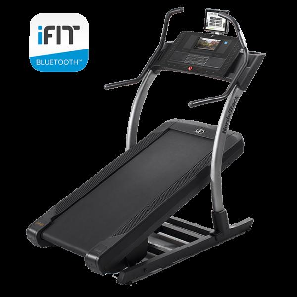 NordicTrack X9i Incline Trainer + logo iFit pokus 2