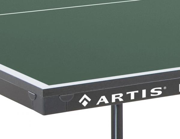 Stůl na stolní tenis ARTIS Stůl na stolní tenis 126 indoor - deska a hrana