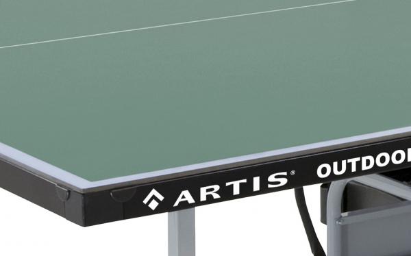 Stůl na stolní tenis venkovní ARTIS Stůl na stolní tenis - hrací deska