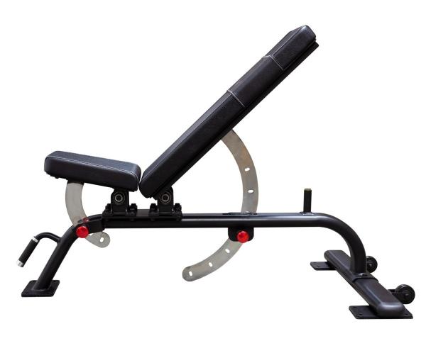 Posilovací lavice na bench press STRENGTHSYSTEM Heavy duty utility bench - posilovací lavice pohled 3