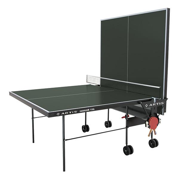 Stůl na stolní tenis ARTIS Stůl na stolní tenis 126 indoor - hra jednoho hráče