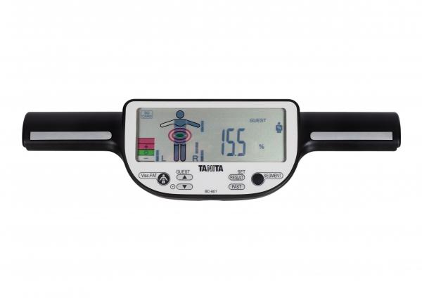 Osobní digitální váha bc 601 detail
