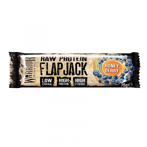 WARRIOR Raw Protein Flapjack 75 g