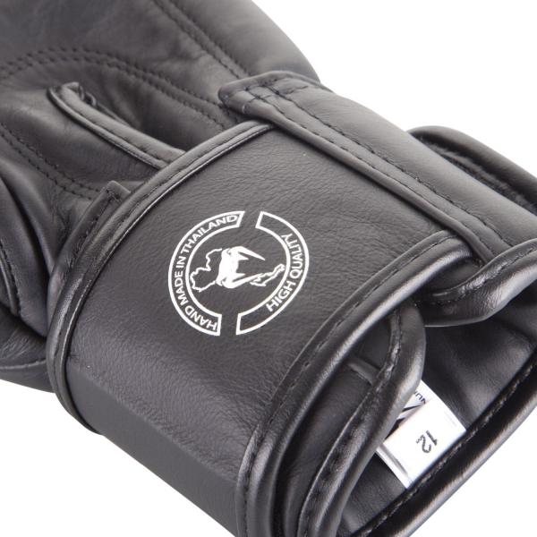 Boxerské rukavice Bangkok Spirit černé VENUM detail