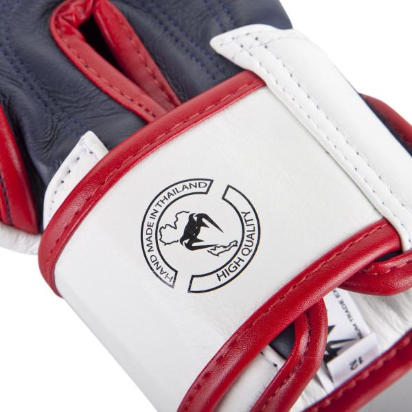 Boxerské rukavice Bangkok Spirit bílé VENUM detail