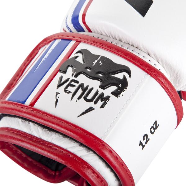 Boxerské rukavice Bangkok Spirit bílé VENUM omotávka