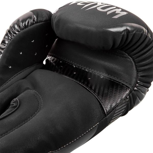 Boxerské rukavice Impact černé VENUM inside