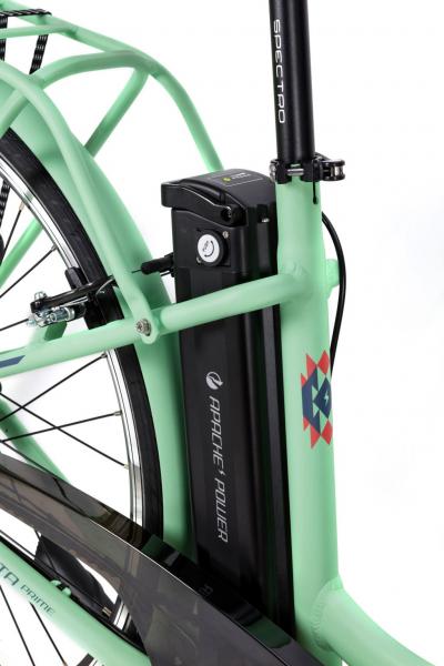 WAKITA PRIME zelená baterie
