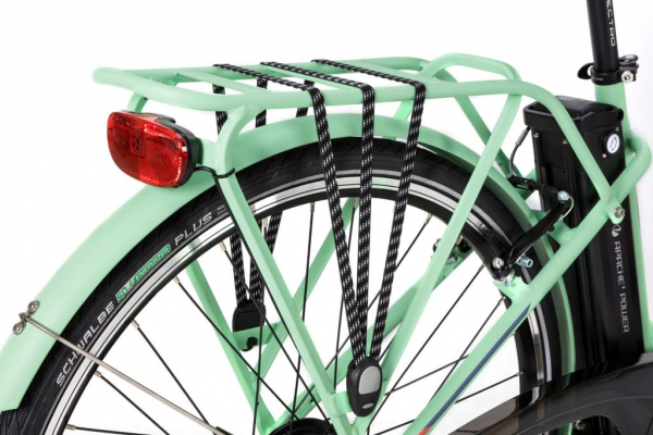 WAKITA PRIME zelená nosič