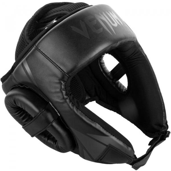 Chránič hlavy Challenger Open Face černý VENUM