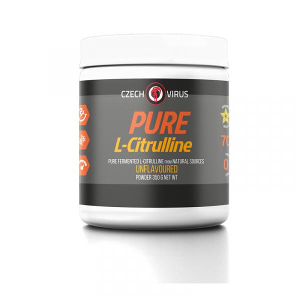 CZECH VIRUS Pure L-Citrulline 350 g