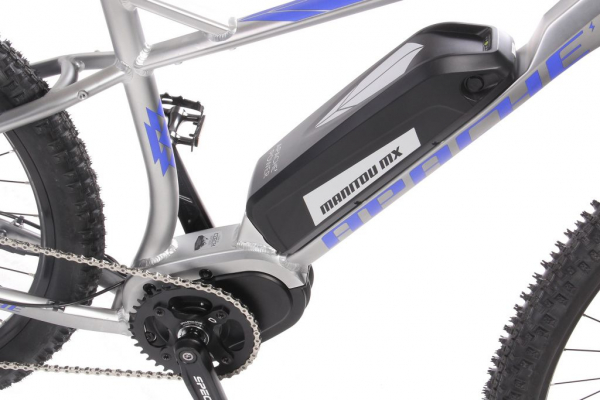 MANITOU MX 13 Ah šedo-modrý baterie