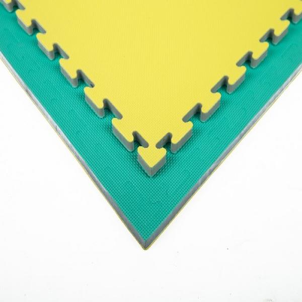 Tatami zeleno-žluté deatl 1