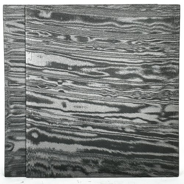 Tatami Basic 100 x 100 x 1,3 cm šedé