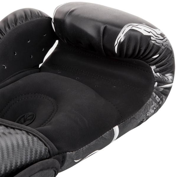 Boxerské rukavice Devil bílé černé VENUM inside