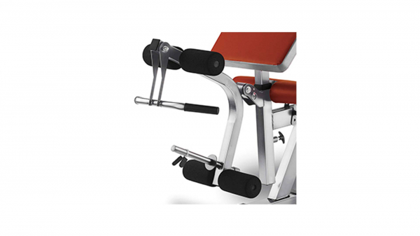 Posilovací lavice na bench press BH Fitness Optima Press G330 detail 3