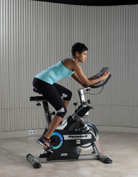 Cyklotrenažér BH Fitness i.Spada 2 promo 2