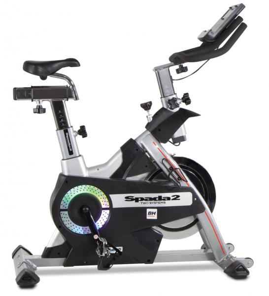 Cyklotrenažér BH Fitness i.Spada 2