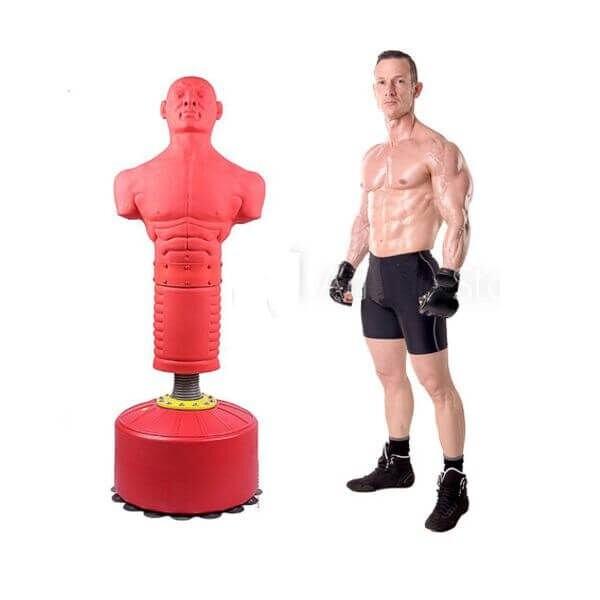 Tréninková figurína se stojanem DBX Bushido MTG man
