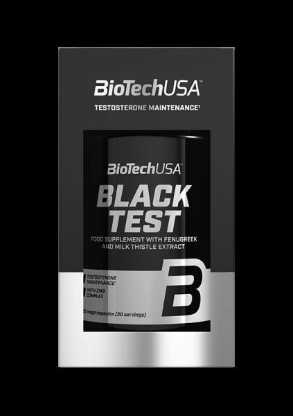 BIOTECH USA Black Test 90 kapslí