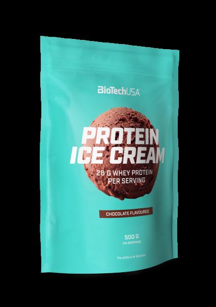BIOTECH USA Protein Ice Cream 500 g čokoláda