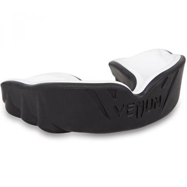 Chránič zubů Challenger VENUM bílo černý side