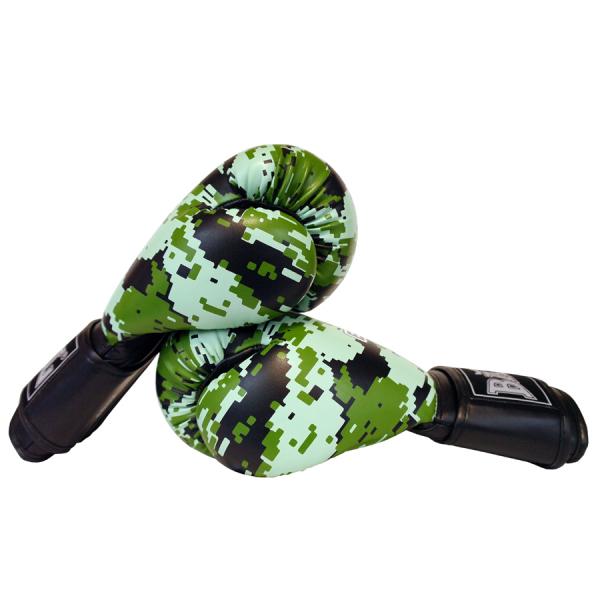 Boxerské rukavice Camo BAIL vel. 10 oz side
