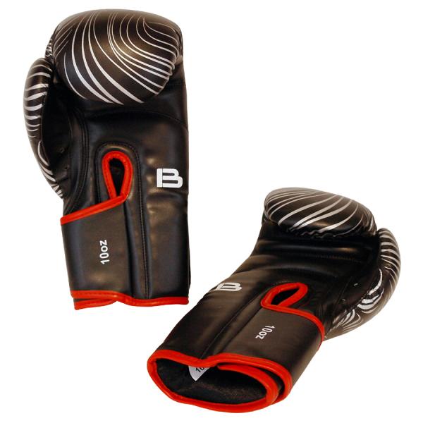 Boxerské rukavice Dark BAIL vel. 10 oz inside