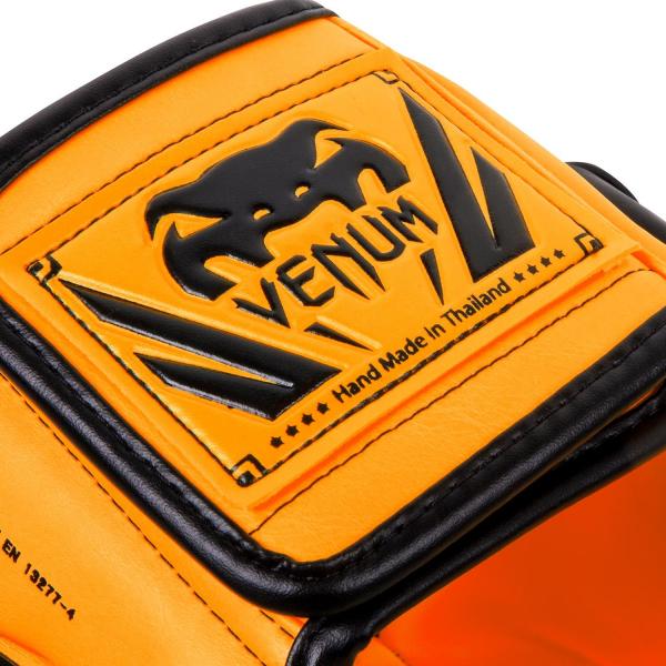 Chránič hlavy Elite Iron VENUM oranžový zapínání