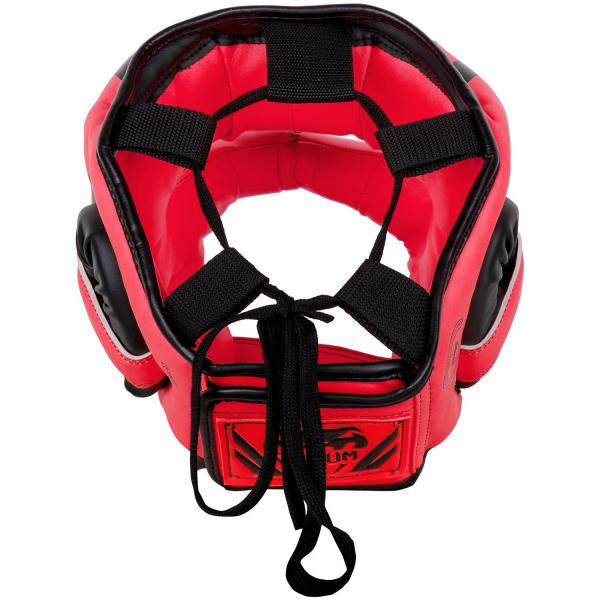 Chránič hlavy Elite Iron VENUM růžový vršek